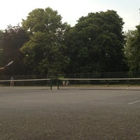 Photo taken at Tennis Court by Adv D. on 8/6/2013
