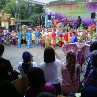 Photo taken at SMP Negeri 7 Bandung by Elang Jatnika W. on 2/9/2013