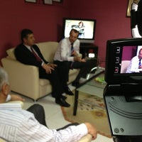 Photo taken at ÇRT by Kadir S. on 6/8/2013