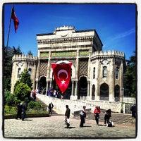 4/23/2013 tarihinde Ozgul K.ziyaretçi tarafından İstanbul Üniversitesi'de çekilen fotoğraf