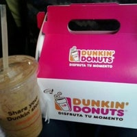 Photo taken at Dunkin Donuts Ciudad Jardín by Carolina G. on 8/2/2014