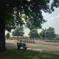 Photo taken at Eisenhower Park Field 2 by Jason P. on 7/10/2013