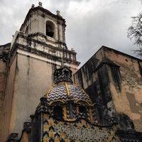 Foto tomada en Ex Convento de Churubusco por Ramon G. el 6/15/2013