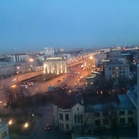 Photo taken at Holiday Inn by Саня И. on 4/21/2013