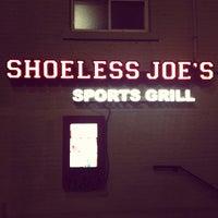 Photo taken at Shoeless Joe's by Cat B. on 12/2/2012