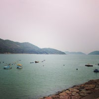Photo taken at Mui Wo Ferry Pier 梅窩渡輪碼頭 by murolovebeer on 3/23/2013
