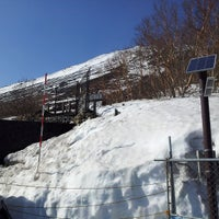 4/29/2013にHide N.が富士山 富士宮口 新五合目で撮った写真