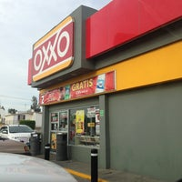 Photo taken at Oxxo by Pablo P. on 3/28/2013