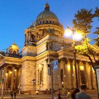 Das Foto wurde bei Saint Isaac's Cathedral von Pryanik am 6/8/2013 aufgenommen