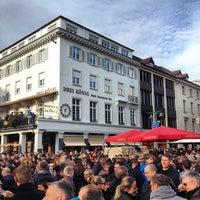 Photo taken at Zum Wilden Mann by Chris W. on 12/24/2013