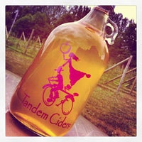 Photo taken at Tandem Ciders by Will C. on 7/28/2013