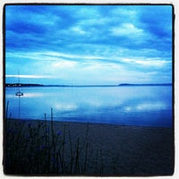 Photo taken at West Arm Grand Traverse Bay by Will C. on 7/31/2013