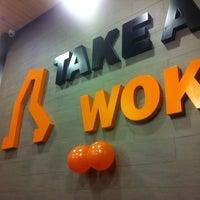 Foto tomada en Take a Wok por Liza C. el 7/6/2013