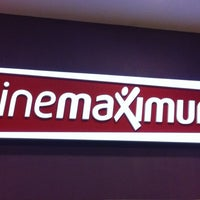 Photo taken at Cinemaximum by Ender T. on 1/25/2013