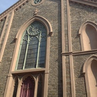 Photo taken at St. Patrick's Old Cathedral by Wilson R. on 9/17/2012