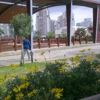 Photo taken at Tay Park by Murat A. on 4/1/2013