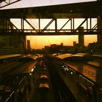 Photo taken at Osaka Station by estmontagne on 1/7/2013