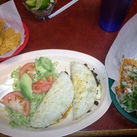 Photo taken at Taquería Los Comales 3 by Tim B. on 12/16/2013