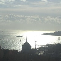 Photo taken at Cloud 7 Restaurant, Bar & Terrace by Tugce T. on 2/14/2013