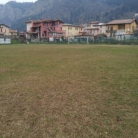 Photo taken at Campo Oratoriale Il Catino by Matteo A. on 2/16/2014