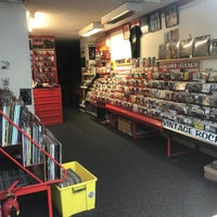 Photo taken at Andy's Records by Ian M. on 9/7/2017