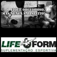 Photo taken at Life Form Suplementação Esportiva by Douglas M. on 2/21/2014
