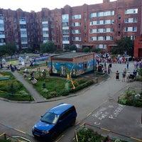 Photo taken at Детская Площадка на 3я кордной by Aleksey G. on 8/15/2013