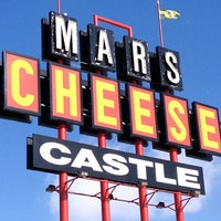 Photo taken at Mars Cheese Castle by Kathi R. on 2/3/2013