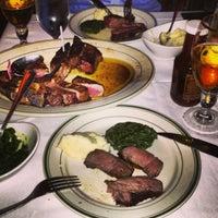 Photo taken at Benjamin Steakhouse by Metin H. on 2/1/2013