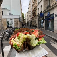 Photo prise au Chez Alain Miam Miam par Amanda L. le10/8/2017