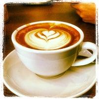 Photo taken at La Roasteria Coffee by Wayne W. on 5/12/2013