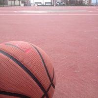 Photo taken at Basketbol by HaKaN on 4/15/2013