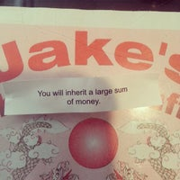 Photo taken at Jakes Chinese Buffet by Brandon H. on 7/18/2013