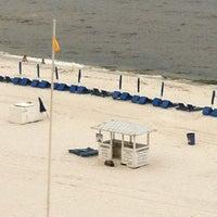 Photo taken at Sterling Beach by Jeannette W. on 8/1/2013