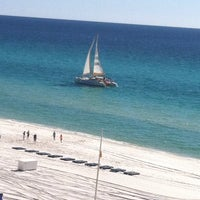 Photo taken at Sterling Beach by Jeannette W. on 2/28/2014
