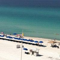 Photo taken at Sterling Beach by Jeannette W. on 6/22/2013
