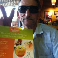 Photo taken at Applebee's by Jeannette W. on 8/24/2013