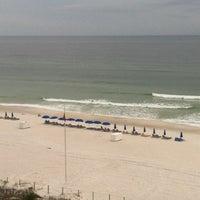 Photo taken at Sterling Beach by Jeannette W. on 4/5/2014