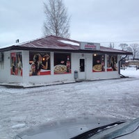 Photo taken at Little Johnny's | Jānītis Picērija by Константин Р. on 2/3/2013