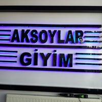 Photo taken at Aksoylar Giyim San.Tic.Ltd.sirketi by Eaksy A. on 2/16/2014