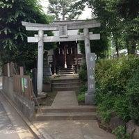 6/18/2013にDean F.が古八幡神社で撮った写真