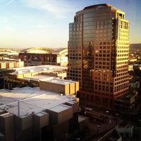 Photo taken at Hyatt Regency Phoenix by Rachel M. on 12/1/2012