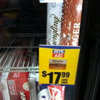 Photo taken at Rite Aid by Richo B. on 4/28/2013
