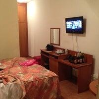 Photo taken at SEIFERT Hotel by Dmitriy S. on 11/10/2012