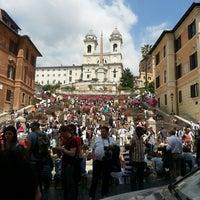 5/9/2013にPaul F.がScalinata di Trinità dei Montiで撮った写真