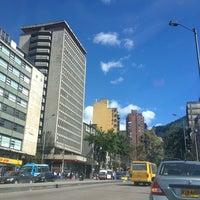 Photo taken at Centro Bogotá by Carolina A. on 1/4/2013