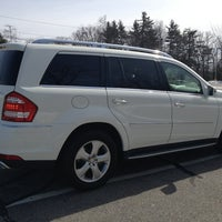 Photo taken at Wagner Mercedes-Benz of Shrewsbury by Heidi D. on 3/17/2013