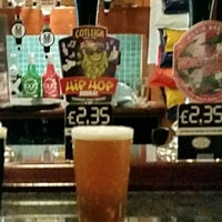Photo taken at The Full Moon (Wetherspoon) by Will W. on 10/18/2016