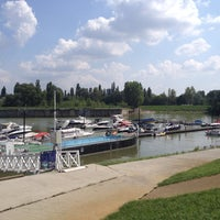 Photo taken at Wiking Yacht Club by Mercedes on 8/8/2014