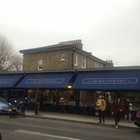 Photo taken at De Beauvoir Deli by Livvy A . on 2/3/2013
